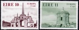 Cept, 1978, Irland,  Mi.Nr.  391/92, MNH **,  Europa: Baudenkmäler. - Europa-CEPT