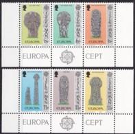 Cept, 1978, MAN,  Mi.Nr.  122/27, MNH **,  Europa: Baudenkmäler. - Europa-CEPT