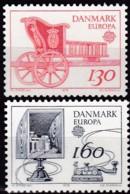 Cept, 1979, Dänemark,  Mi.Nr.  686/87, MNH **,  Europa: - Europa-CEPT