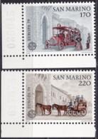 Cept, 1979, San Marino,  Mi.Nr.  1172/73, MNH **,  Europa: - Europa-CEPT