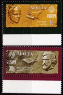 Cept, 1980, Malta,  Mi.Nr.  615/16, Used Oo,  Europa: - Europa-CEPT