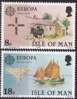 Cept, 1981, MAN,  Mi.Nr.  187/88, MNH **, Europa - Europa-CEPT