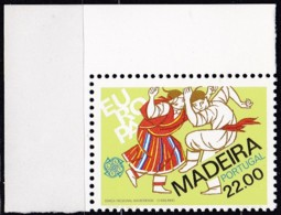 Cept, 1981, Madeira,  Mi.Nr.  70, MNH **,  Europa: - Europa-CEPT