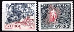 Cept, 1981, Schweden,  Mi.Nr.  1141/42, MNH **,  Europa: - Europa-CEPT
