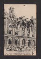 CPA . 62 . ARRAS . Bombardé . Rue Baudimont . La Caserne Montesquieu . (visé Paris N° 2444) - Arras