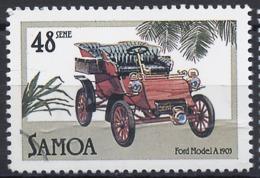 Samoa 1985 Y&T N°576 - Michel N°557 *** - 48s Ford Modèle A - Samoa