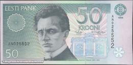 TWN - ESTONIA 78a - 50 Krooni 1994 Prefix AN UNC - Estonia