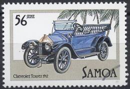 Samoa 1985 Y&T N°577 - Michel N°558 *** - 56s Chevrolet Tourer - Samoa