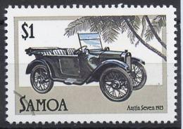 Samoa 1985 Y&T N°579 - Michel N°560 *** - 1d Austin Seven - Samoa