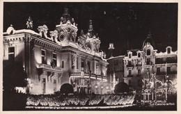 Monaco Monte Carlo Le Casino La Nuit - Sonstige