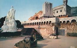 Monaco Le Palais Du Prince Derriere Ses Remparts - Sonstige