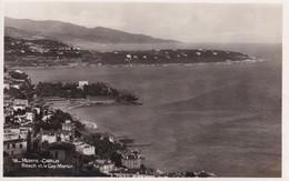 Monaco Monte Carlo Beach Et Le Cap Martin - Sonstige