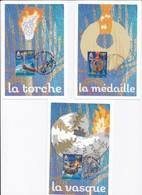 CM DE NOUVELLE-CALEDONIE DE 2011 - JEUX DU PACIFIQUE - Cartes-maximum