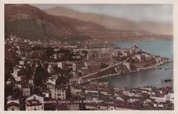 Monaco Monte Carlo Vue Generale - Sonstige