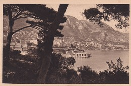 Monaco Monte Carlo Vue Generale Prise De Monaco - Sonstige