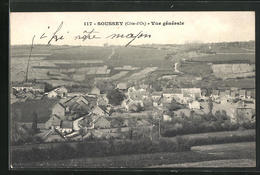CPA Soussey, Vue Generale - France