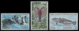 TAAF 1997 - Mi-Nr. 356-358 ** - MNH - Wildtiere / Wild Animals - Terre Australi E Antartiche Francesi (TAAF)