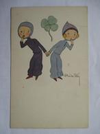 ENFANTS  ET  TREFLE   ......           TTB - Autres Illustrateurs