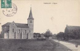 Haute-Saône - Trésilley - L'église - Altri Comuni
