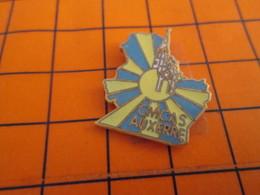 2719 Pin's Pins / Belle Qualité & Rare / THEME VILLES : CMCAS AUXERRE Ma Biche ! - Villes