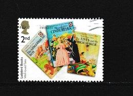 Timbre De GRANDE BRETAGNE Oblitéré N° Y. & T. Inconnu Année Inconnue - 1952-.... (Elizabeth II)