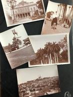 Kairo Ägypten/ Lot 5 Old Photos Ca.1910 - Lugares