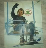 Poster Ancien - Salut Les Copains - Johnny Halliday - Affiches
