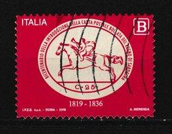 Timbre D'ITALIE Oblitéré N° Y. & T. Inconnu Année 2019 - 1946-.. République