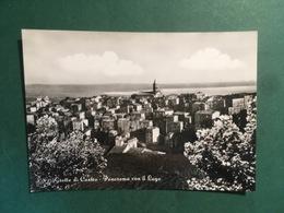 Cartolina Grotte Di Castro - Panorama Con Il Lago - 1960 Ca. - Viterbo