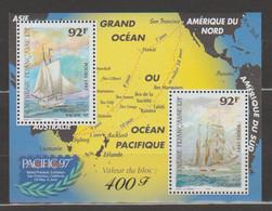 Polynésie Française, Bloc N° YT. 22 Neuf. - Blocks & Kleinbögen