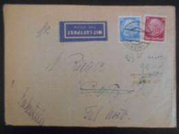 Autriche Lettre De Wien 1939 - 1918-1945 1ère République