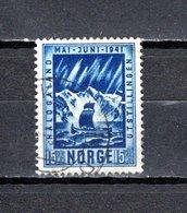Noruega  1941  .-   Y&T  Nº      207 - Gebraucht