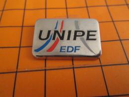 SP14 Pin's Pins / Belle Qualité & Rare / THEME EDF : UNIPE Par STARPIN'S 93 - EDF GDF