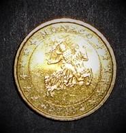 10 CENTIMES 2003 - VENDU DANS SACHET PLASTIQUE - Monaco