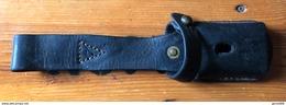 Porte-fourreau Yougoslave Pour Mod 24 Re-conditionné Et Mod 48 - Armes Blanches