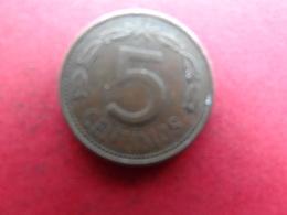 Venezuela  5 Centimos  1976  Y49 - Venezuela