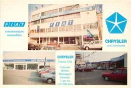 VAL D'OISE  ARGENTEUIL  Concessionnaire FIAT CHRYSLER  Orgemont Automobiles - Argenteuil