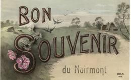 Suisse - Le Noirmont (Jura) - Souvenir - JU Jura