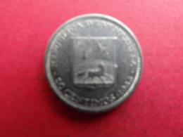 Venezuela  50 Centimos  1965  Y41 - Venezuela