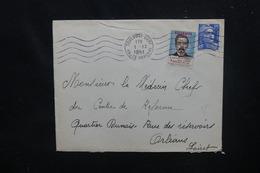 FRANCE - Vignette Contre La Tuberculose Sur Enveloppe De Toulouse Pour Orléans En 1951 - L 53973 - Covers