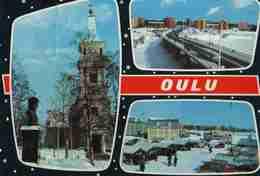 CPM Finlande Oulu - Finlande
