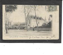 """33-ARCACHON-Une Vue Du Collége """" Saint-ELME"""" En 1900 - Arcachon"""