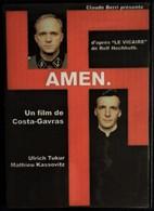 AMEN - Film De Costa-Gravas - Ulrich Tukur - Mathieu Kassowitz . - Classiques
