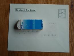 Enveloppe - La Lettre De Fred MOORE - Autres