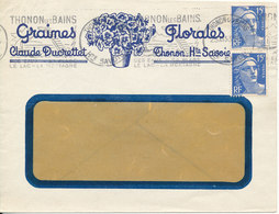 France Very Nice Cover 23-11-1953 - France