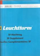 France Feuilles Leuchtturm Pré-imprimé Avec Pochettes - 2010  40 Ans De Boulazac - Albums & Reliures