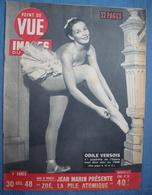 POINT DE VUE.1948 : GROTTE De FAUZAN . ZOE, LA PILE ATOMIQUE . MARTINE CAROL . VATICAN   .. Etc - Andere