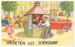 STEVOORT - GROETEN UIT - Belgique