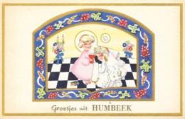 HUMBEEK - GROETJES UIT - Belgique