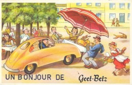 GEET-BETZ  - UN BONJOUR DE - Belgique